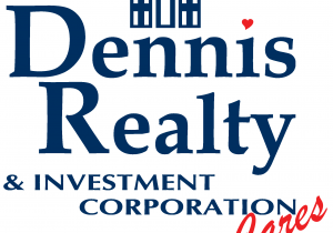 Dennis Realty Cares Square White_Back